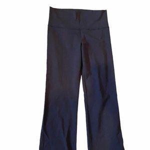 Lululemon Wunder Under Wide Leg Pant Size 8 Black